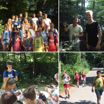 Projekttage 2016: Geocaching-Projekt: Auf der Suche nach der Dose!