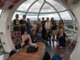 London (15-21 July 2017): London Eye