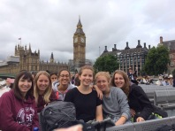 London (15-21 July 2017): On the Thames