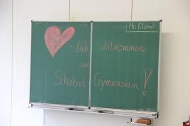 12.09.2017: Herzlich Willkommen!