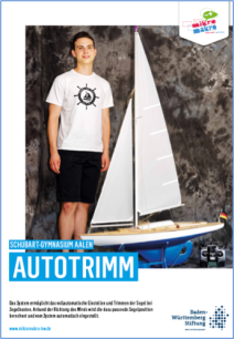 Bereit für die IENA Nürnberg am 02.-05.11.2017: Tobias Vogel (K2)