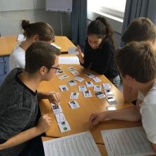 25.-27.10.2017: Mitten in der Syrienkrise — der Neigungskurs Gemeinschaftskunde beim Planspiel