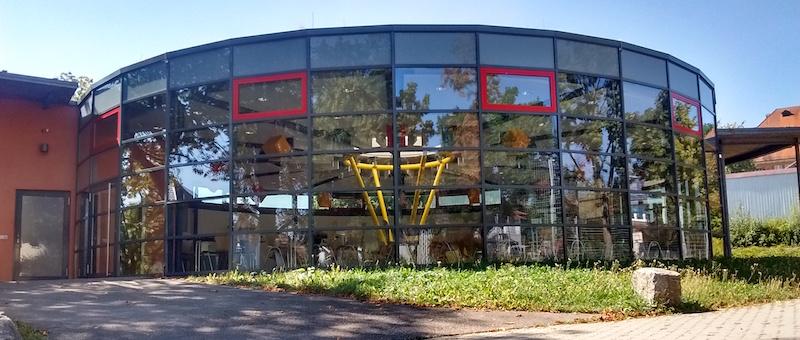 Cafeteria des Schubart-Gymnasiums