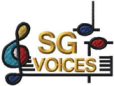 SG Voices Logo