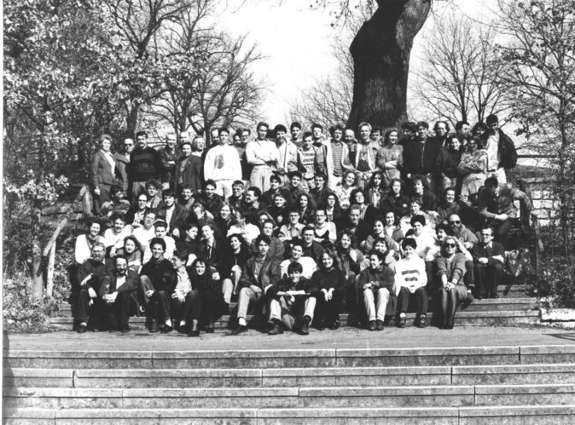 Ehemalige Abitur 1992