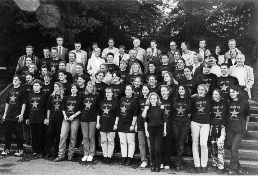 Ehemalige Abitur 1998