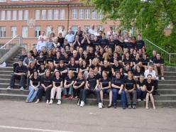 Ehemalige Abitur 2001