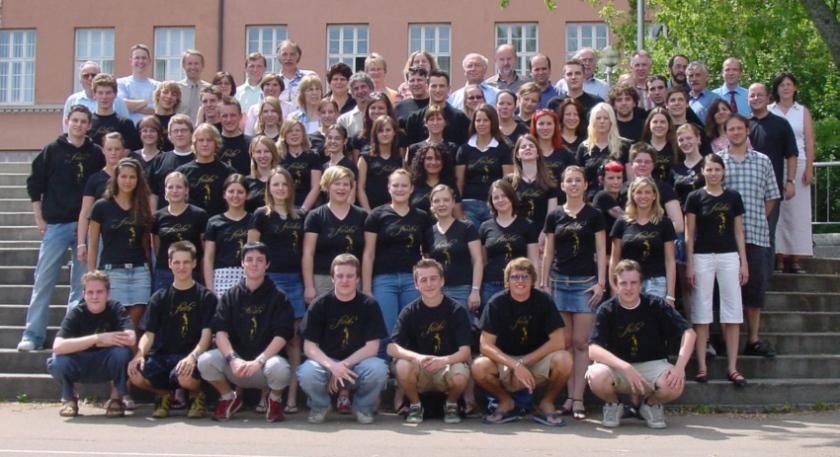 Ehemalige Abitur 2005