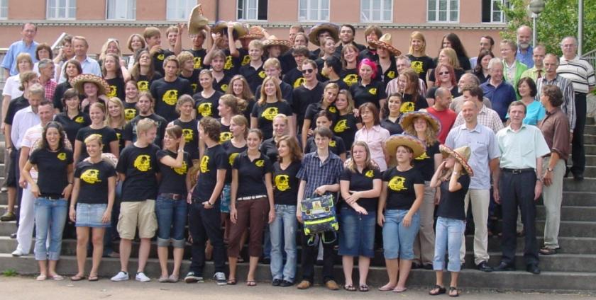 Ehemalige Abitur 2006