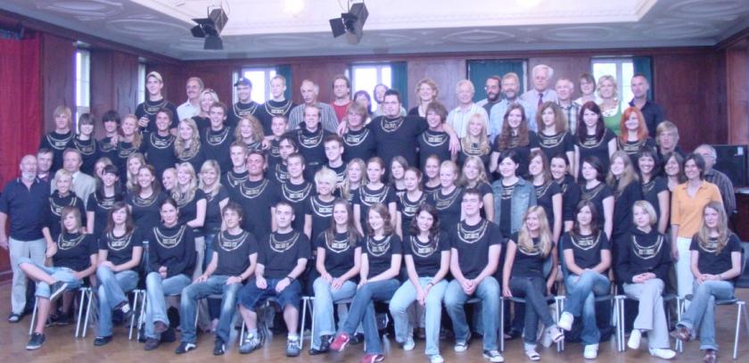Ehemalige Abitur 2007