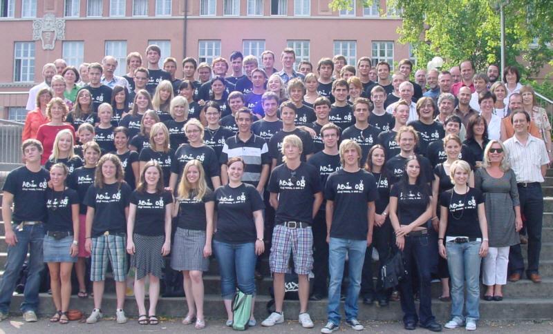 Ehemalige Abitur 2008