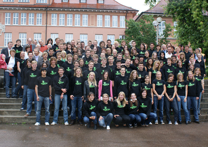 Ehemalige Abitur 2009