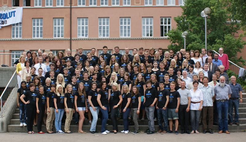 Ehemalige Abitur 2011