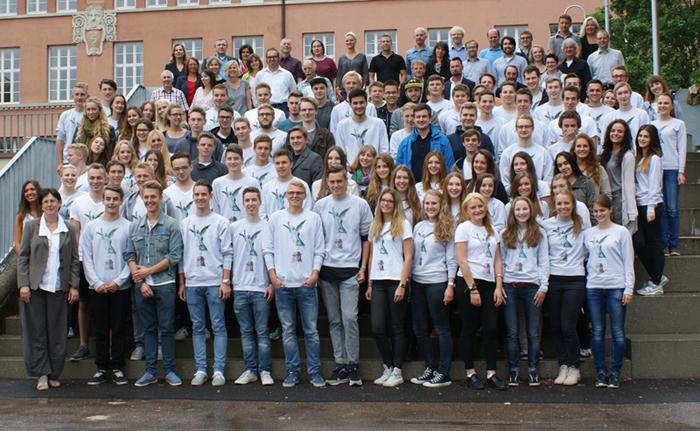 Ehemalige Abitur 2015