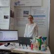 03.02.2018: Katerina Severin erhält für ihr Projekt im Fachbereich Chemie einen zweiten Preis
