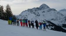 05.-09.02.2018: Skiprofis auf dem Ifen beim Skischullandheim der Klassen 7ab