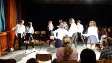 21.02.2018: Zynischer Tanz auf der Bühne des Schubart-Gymasiums