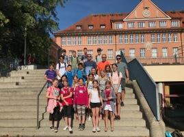 """19.07.2018: """"Schatzsucher"""" — Projekt Geocaching"""